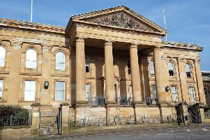 Paterson appeared at Dundee Sheriff Court