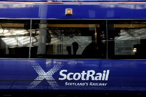 Some ScotRail servicea have been cancelled.