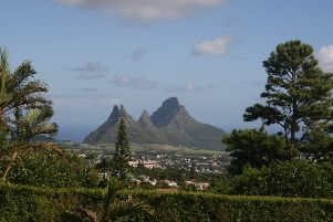 Mauritius where accused's son is imprisoned