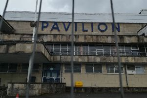 Rothesay Pavilion has benefitted from Lottery funding.