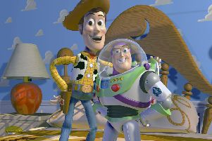 Woody and Buzz are back in Toy Story 4.
