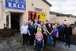 Falkirk Veterans are always looking for new members to get involved with the group. Picture: Michael Gillen