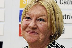 Councillor Lorna Binnie