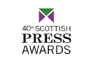 The Scottish Press Awards will be held tonight in Glasgow