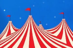 Little Top, by Starcatchers, introduces very young children to the circus.