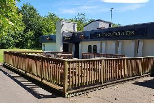 The Woodcutter in Abronhill