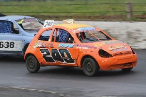 Graeme Dignan from Leven in his prostock basic.