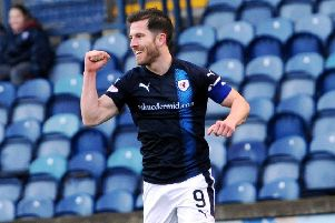 Liam Buchanan is one of four players to have left Raith Rovers (Pic: Fife Photo Agency)