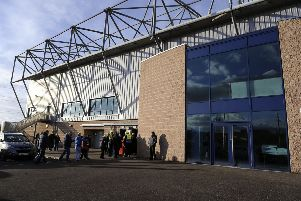 The ownership saga at The Falkirk Stadium rumbles on with yet another twist. Picture: Michael Gillen