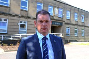 Andy Malcolm, chair of the SPF's east area committee