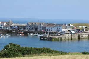 The peaceful little fishing village of the Isle of Whithorn in Dumfries and Galloway''Edward Graham,  Glentramman,  Kirkton Rd,  Dumfries  DG1 1SH'01387 261475