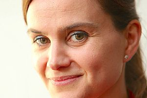 The late Jo Cox MP.