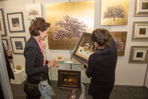 Borders Art Fair is now accepting exhibitor applications for 2020.'Following the huge success of this year's fair the organisers are now taking applications from artists, galleries and, collectives, hoping to take part in next year's event to be held at Borders Events Centre in Kelso from March 13-15, 2020.'Over 6000 visitors came to the Borders Art Fair in March, spending over �145k at the festival, making it the biggest visual art event ever held in the region.'With over 60 exhibitor stands, artist led workshops, creative talks, competitions, an on-site caf� and family entertainment, there is sure to be something to inspire everyone.   'The deadline for applications is September 9. 'Further information on how to apply can be found at www.bordersartfair.com.