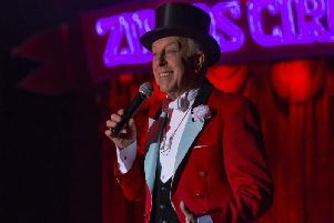 The Worlds Greatest Ringmaster Norman Barrett