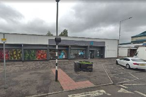 Berry threatened staff at the Co-Op on Dunearn Drive. Picture: Google