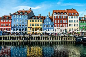 Nyhavn, Copenhagen - maybe a perfect candidate for a winter break.