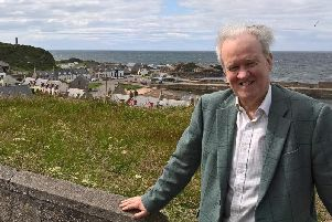 """Stewart Stevenson said the Moray Growth Deal had the potential to be """"transformational"""" for the region"""