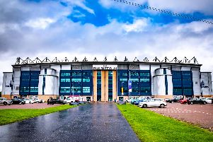 Falkirk Stadium has hosted many famous faces over the years