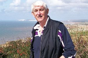 Author Donald Yule.