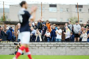 447 Bairns attended Somerset Park