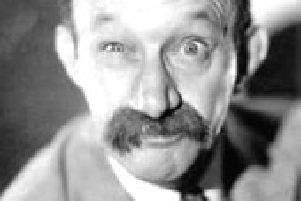 Larbert-born Laurel and Hardy co-star James Finlayson is remembered in a street name - but some argue he needs more conspicuous recognition in Larbert or Falkirk.