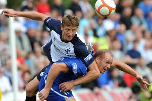 Peterhead have won one, drawn five and lost four of their last ten opening league fixtures