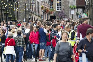 The Fringe has become a victim of its own success, with tens of thousands of people flocking to scores of venues.