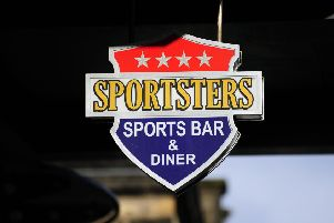 Ferry was denied entry to Sportsters Bar and became aggressive