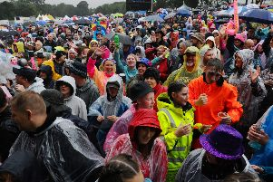 Second day of Party at The Palace 2019 in Linlithgow on Sunday, August 11. Picture by Michael Gillen.