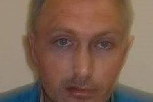 Missing Grangemouth man Robert Alexander.