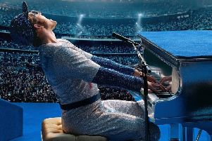 Elton John biopic Rocketman is one of the films pupils can see for free thanks to the Into Film Festival