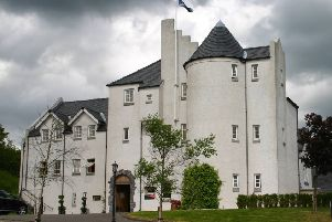 Does this landmark Bonnybridge castle offer the best honeymoon experience in Scotland?  Judges in a new awards contest will decide on Tuesday.