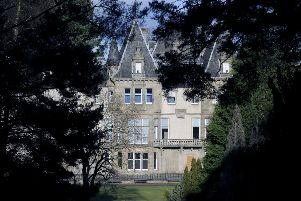 Callendar House is one of the properties which Falkirk Community Trust operates