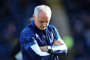 Ray McKinnon is heading back to Kirkcaldy. Picture: Michael Gillen.