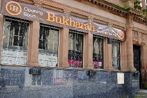 Monterey Jack's is taking over from the Bukharah Indian restaurant in Vicar Street, Falkirk. Picture: Michael Gillen