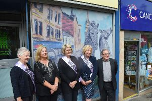 Falkirk MP John McNally met members of WASPI