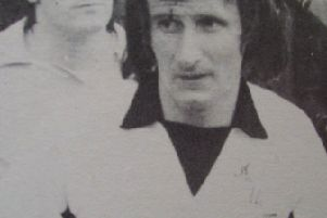 Mystery Picture: Who is this former Bairns striker?