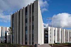 The Scottish Crime Campus at Gartcosh