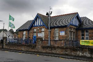The developers will pay a contribution towards Airth Primary School.