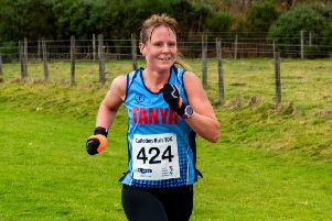 Peterhead AC's Tanya Sneddon will line up for the host club in the Peterhead 10K