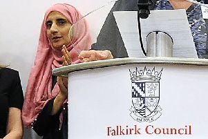 Safia Ali, who stood as an independent in Falkirk Council election in 2017, is no longer the Labour Party's candidate for Falkirk.