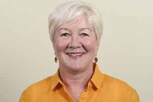 Theresa Fyffe, director of the Royal College of Nursing Scotland.