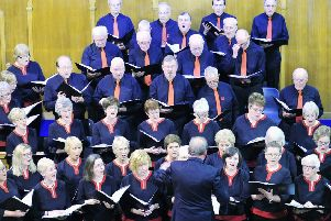 Falkirk Caledonia Choir will join Falkirk Festival Chorus and Falkirk Tryst Orchestra for a Bairns Christmas spectacular.