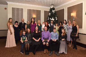 The event was held at the Macdonald Inchyra Hotel