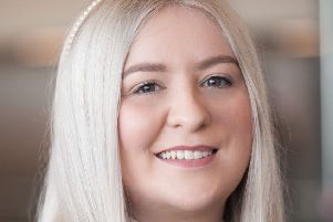SNP candidate Amy Callaghan
