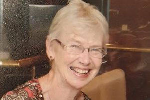 """Jeanette MacRae has been found """"safe and well"""". Picture: Police Scotland"""