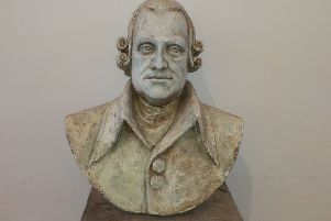 Adam Smith'bust