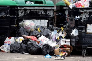 Rubbish is piling up in some areas. What are we going to do about it?
