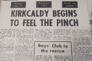 1974 and the three-day week as reported by the Fife Free Press