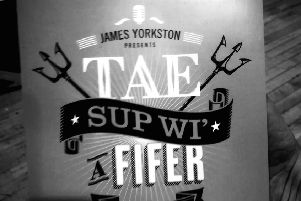 Tae Sup Wi' A Fifer poster